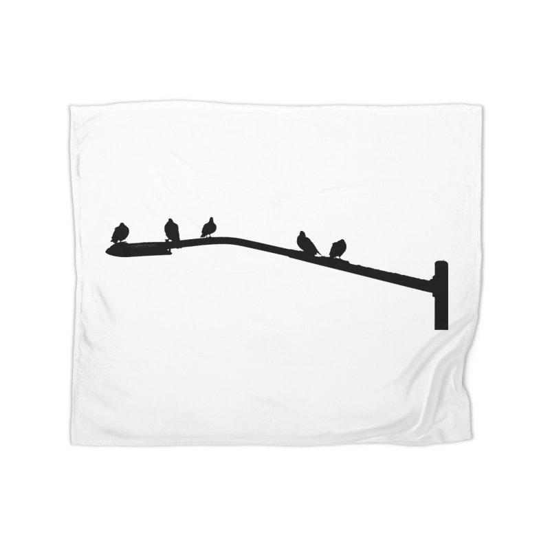 Starting 5 Home Blanket by Cappytann's Artist Shop