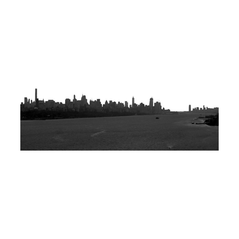 NYC from GWB BW Accessories Mug by Cappytann's Artist Shop