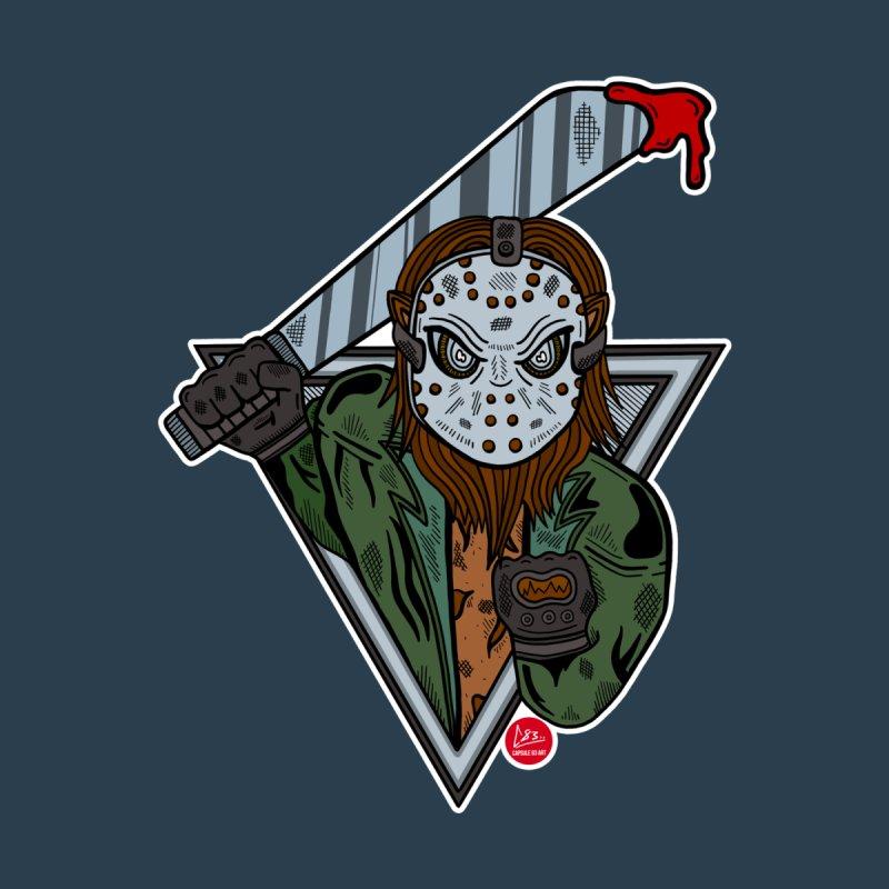 Werewolf Men's T-Shirt by Capsule 83 Art
