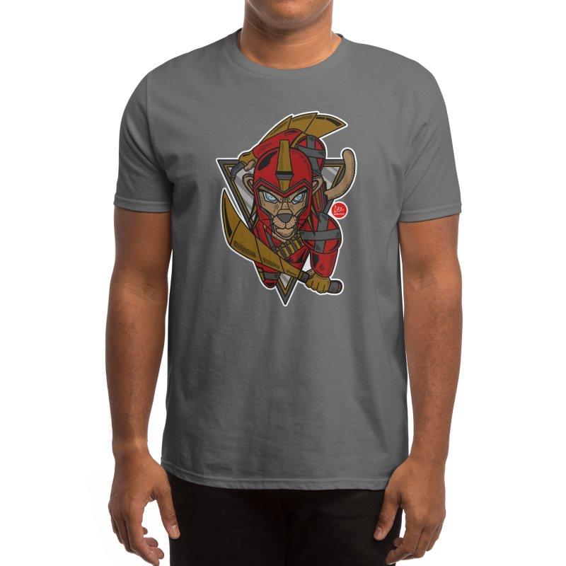 Leon Men's T-Shirt by Capsule 83 Art