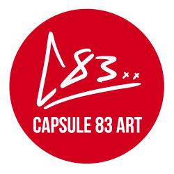 capsule83art Logo