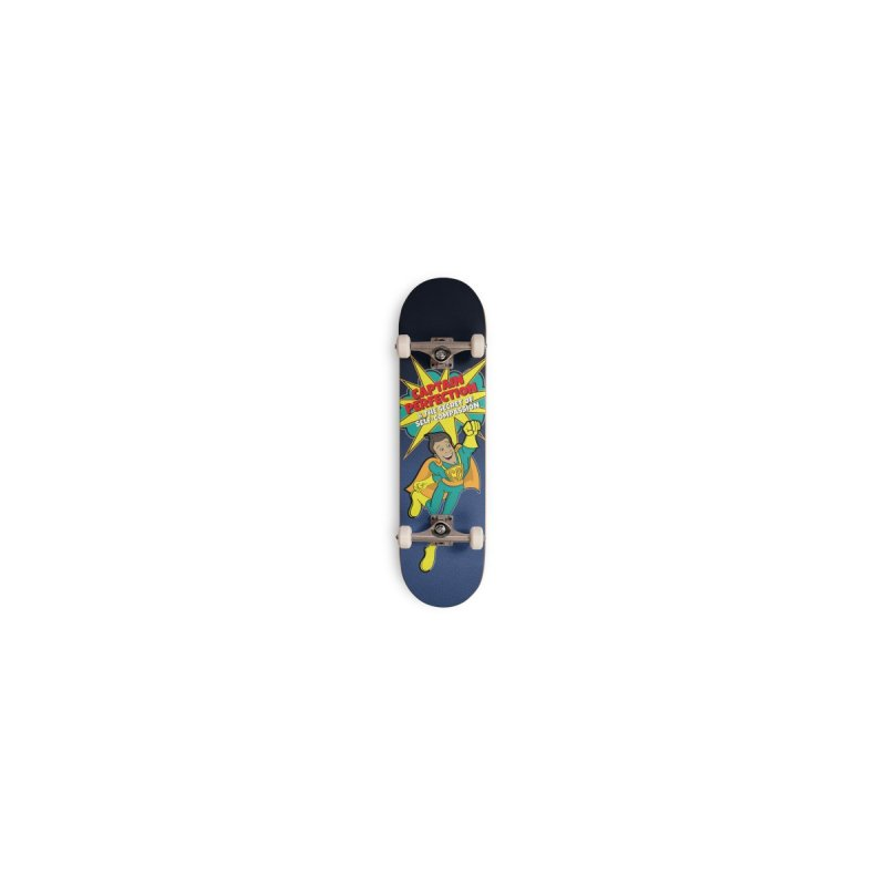 Skateboard Accessories Skateboard by Captain Perfection's Store