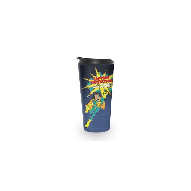 Travel Mug Accessories Mug by Captain Perfection's Store