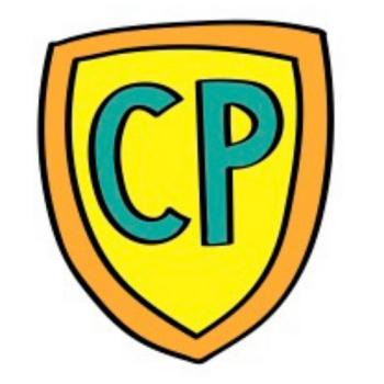Captain Perfection's Store Logo