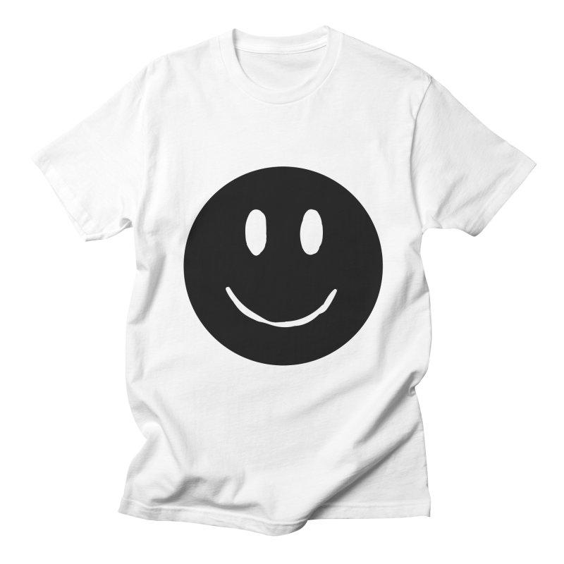 Smile2 Men's T-Shirt by 11th Planet LLC