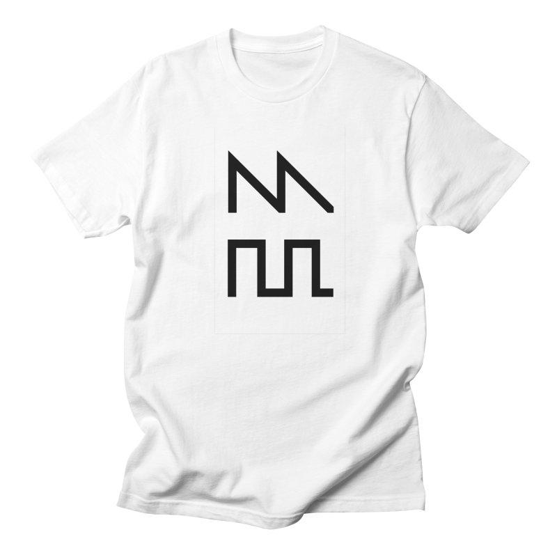 Waves2 Men's T-shirt by 11th Planet LLC