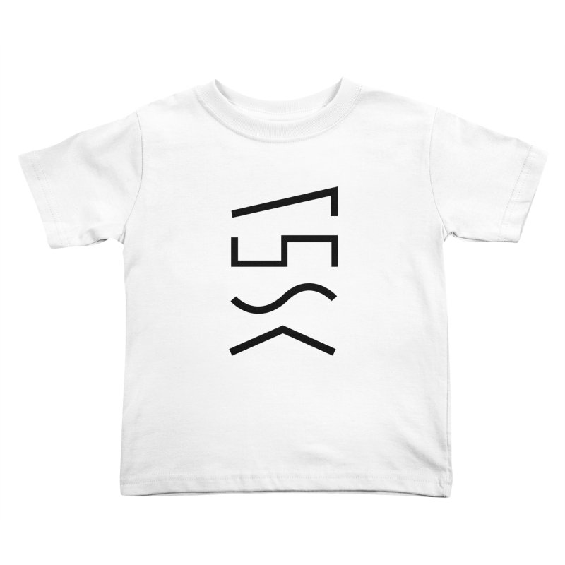 Synth Waves Kids Toddler T-Shirt by 11th Planet LLC