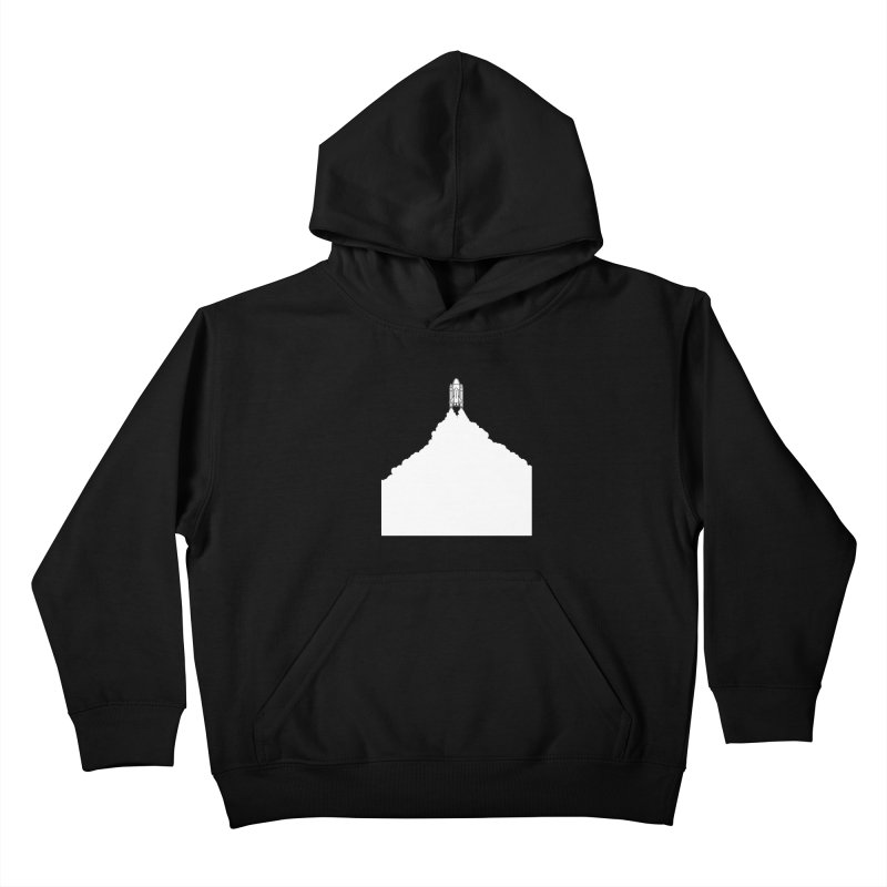 Launch Kids Pullover Hoody by 11th Planet LLC