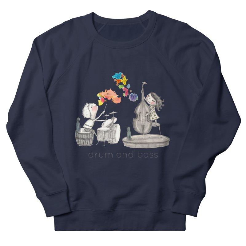 Drum and Bass Men's Sweatshirt by caratoons's Shop