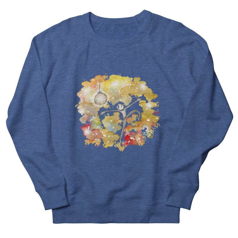 Disco Happy Men's Sweatshirt by caratoons's Shop
