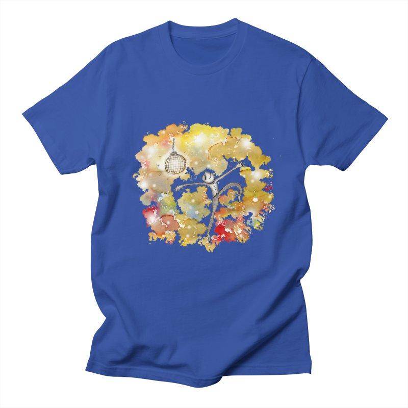 Disco Happy Men's T-Shirt by caratoons's Shop