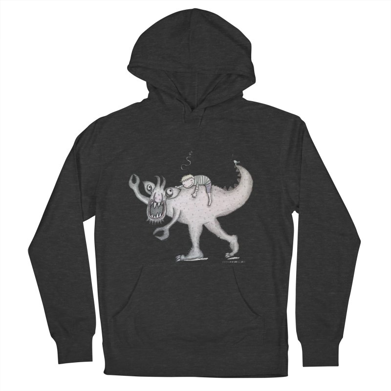 Marvellous monster of sleep Women's French Terry Pullover Hoody by caratoons's Shop