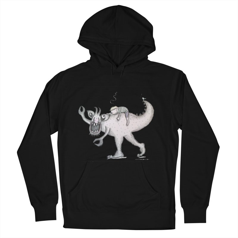 Marvellous monster of sleep Women's Pullover Hoody by caratoons's Shop