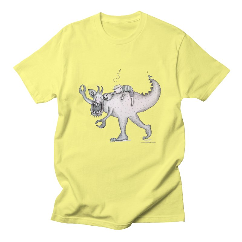 Marvellous monster of sleep Men's T-Shirt by caratoons's Shop