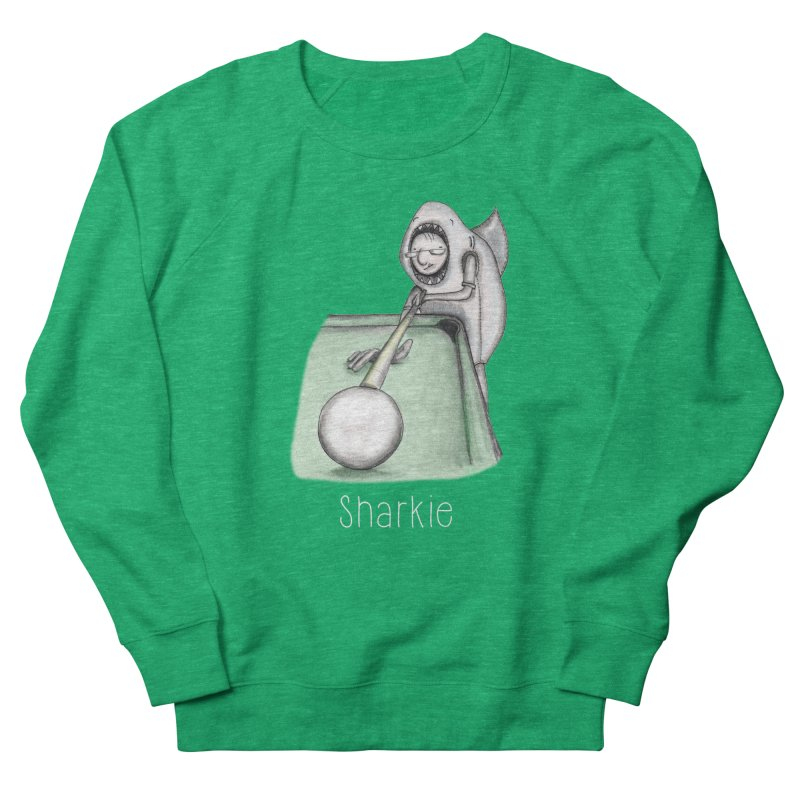 Pool Shark Women's Sweatshirt by caratoons's Shop