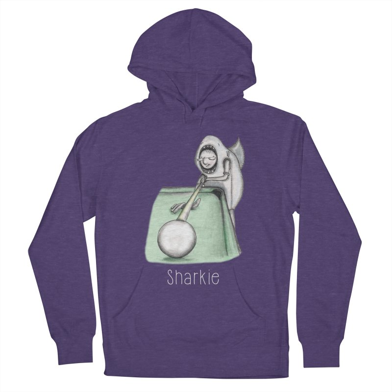 Pool Shark Women's Pullover Hoody by caratoons's Shop