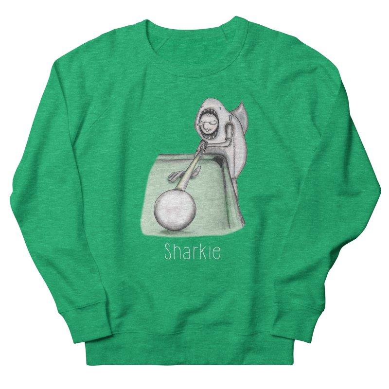 Pool Shark Women's Sweatshirt by caratoons's Shop