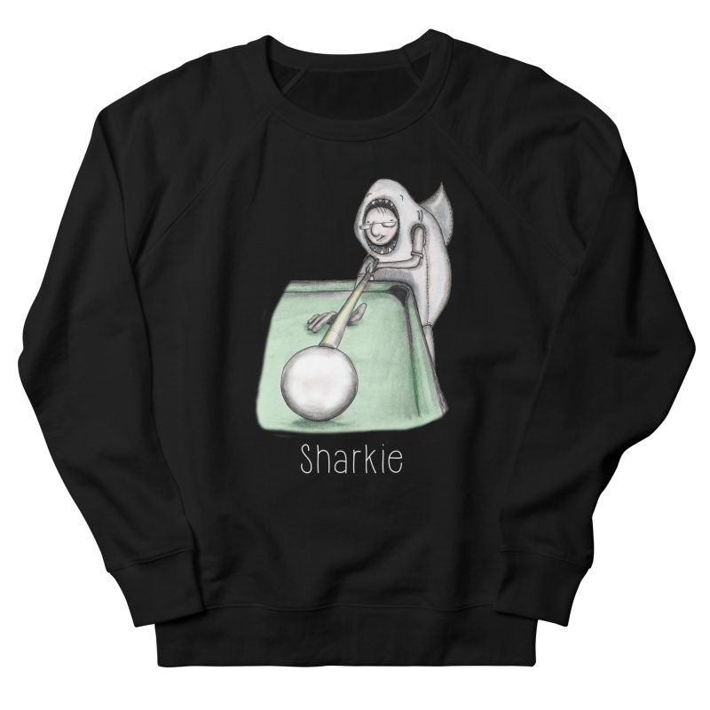 Pool Shark Men's Sweatshirt by caratoons's Shop
