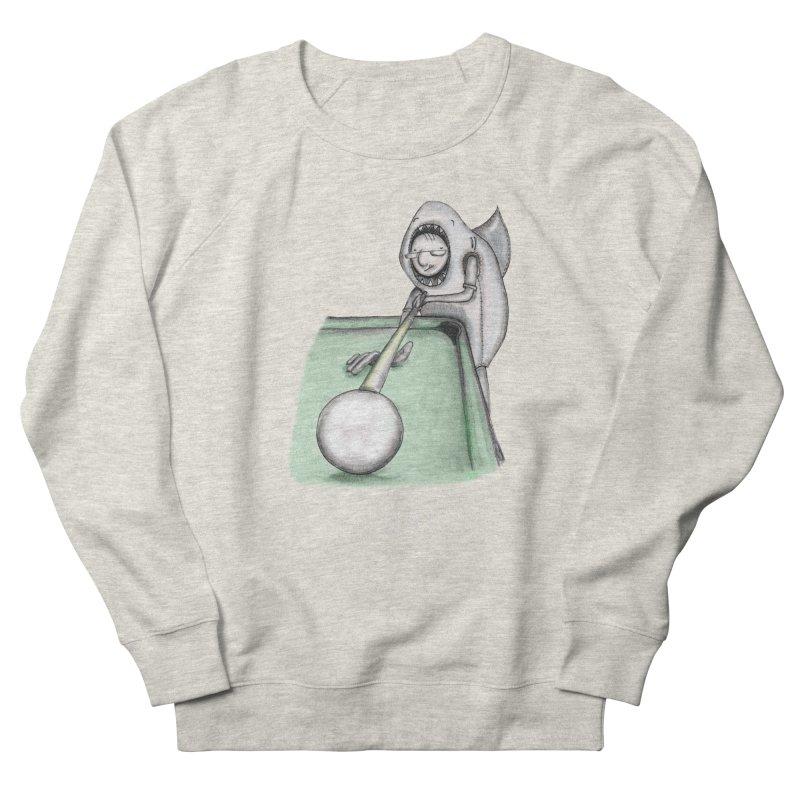 Pool Shark Men's Sweatshirt by caratoons's Shop