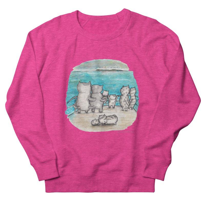 Welcome Refugees Men's Sweatshirt by caratoons's Shop