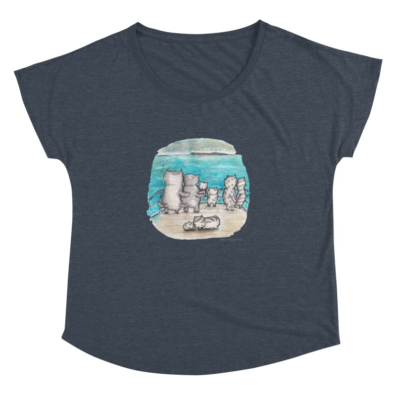 Welcome Refugees Women's Dolman by caratoons's Shop
