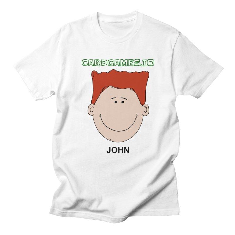 John   by CardGames.io Merchandise
