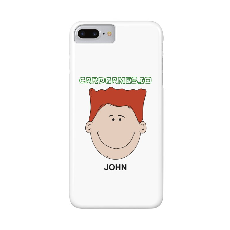 John Accessories Phone Case by CardGames.io Merchandise