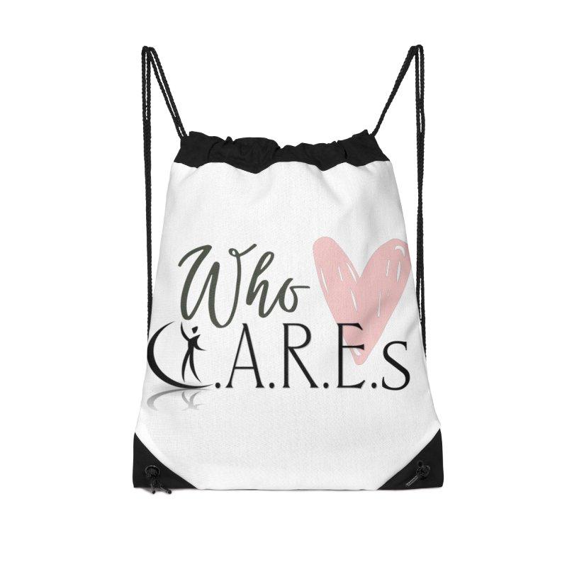 Who C.A.R.E.s Accessories Bag by C.A.R.E. Gear! by C.A.R.E. Holistic Center