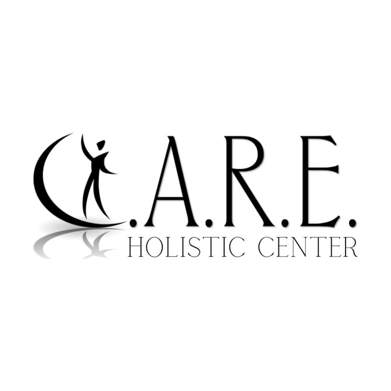 C.A.R.E. Holistic Center Men's V-Neck by C.A.R.E. Gear! by C.A.R.E. Holistic Center