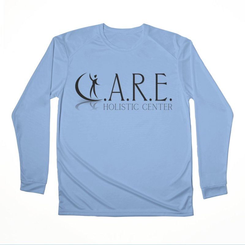 C.A.R.E. Holistic Center Men's Longsleeve T-Shirt by C.A.R.E. Gear! by C.A.R.E. Holistic Center