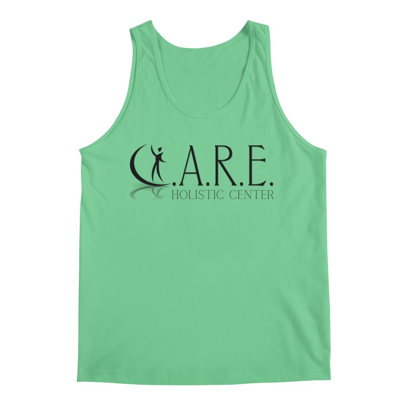 C.A.R.E. Holistic Center Men's Tank by C.A.R.E. Gear! by C.A.R.E. Holistic Center