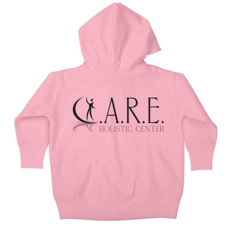 C.A.R.E. Holistic Center Kids Baby Zip-Up Hoody by C.A.R.E. Gear! by C.A.R.E. Holistic Center