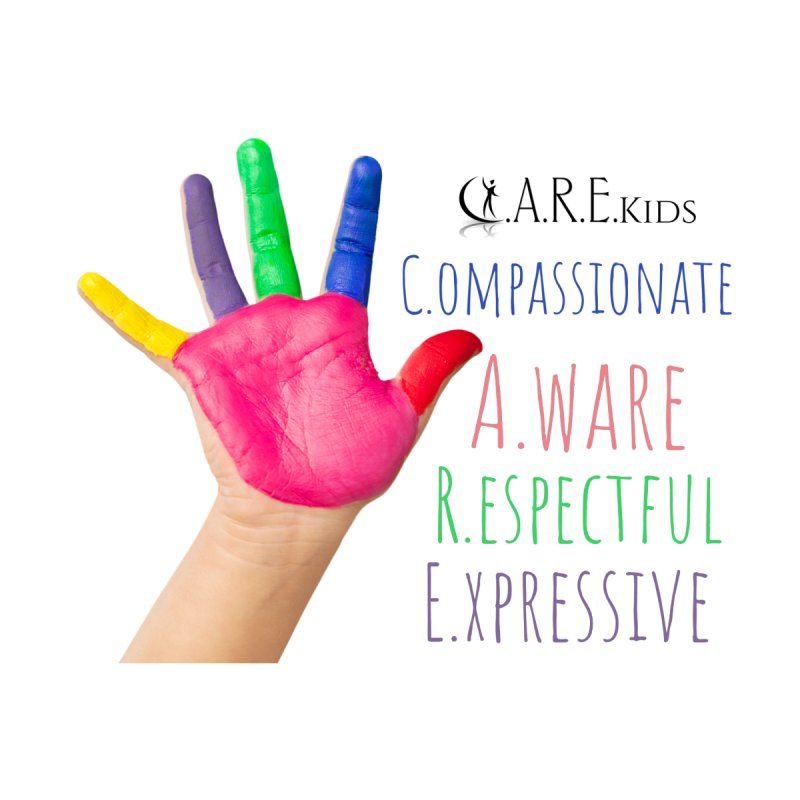 C.A.R.E. Kids Gear Accessories Zip Pouch by C.A.R.E. Gear! by C.A.R.E. Holistic Center