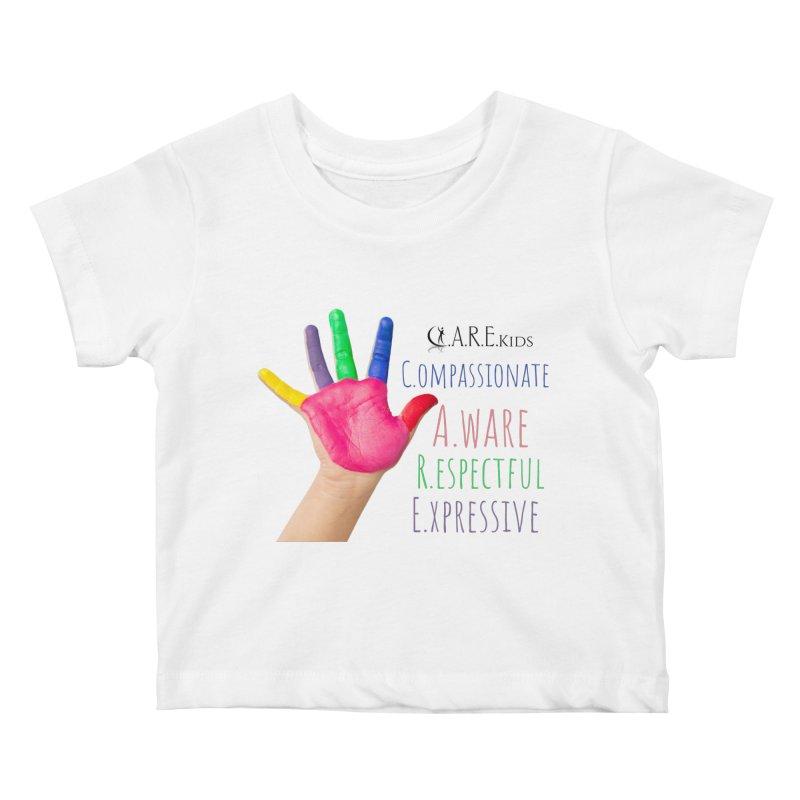 C.A.R.E. Kids Gear Kids Baby T-Shirt by C.A.R.E. Gear! by C.A.R.E. Holistic Center