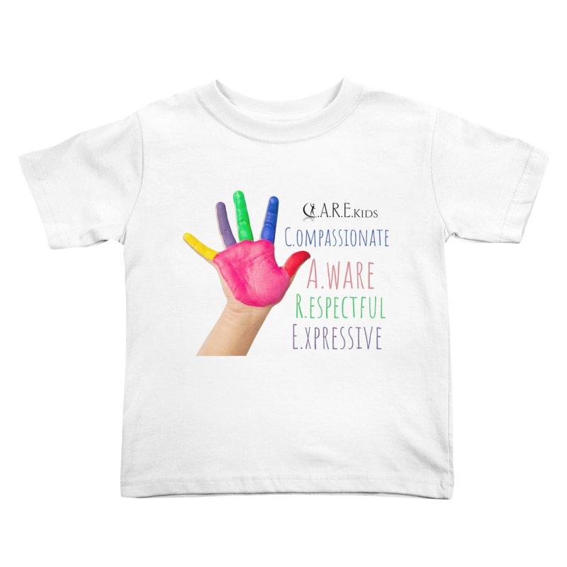 C.A.R.E. Kids Gear Kids Toddler T-Shirt by C.A.R.E. Gear! by C.A.R.E. Holistic Center