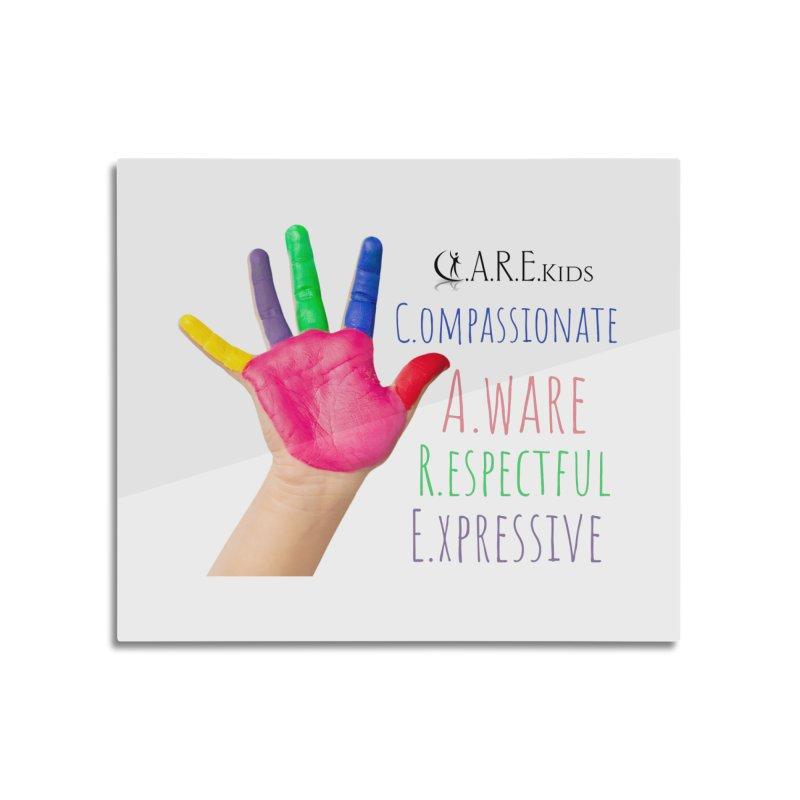 C.A.R.E. Kids Gear Home Mounted Acrylic Print by C.A.R.E. Gear! by C.A.R.E. Holistic Center