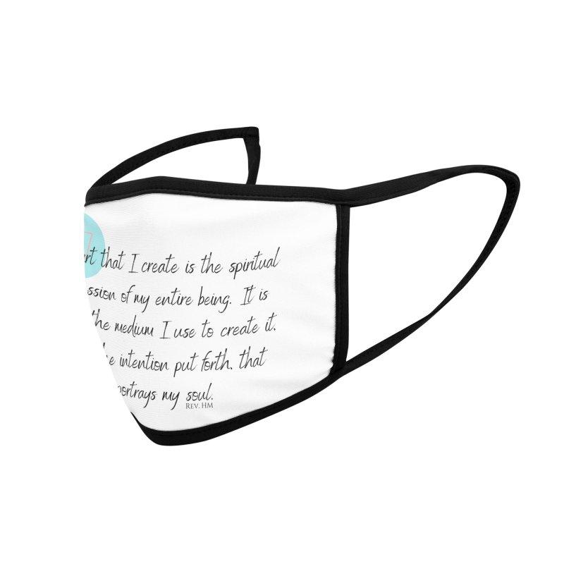 Art My Soul Accessories Face Mask by C.A.R.E. Gear! by C.A.R.E. Holistic Center