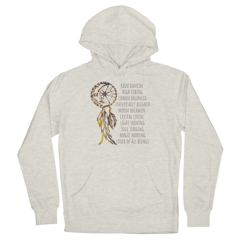 High Vibing Women's Pullover Hoody by C.A.R.E. Gear! by C.A.R.E. Holistic Center