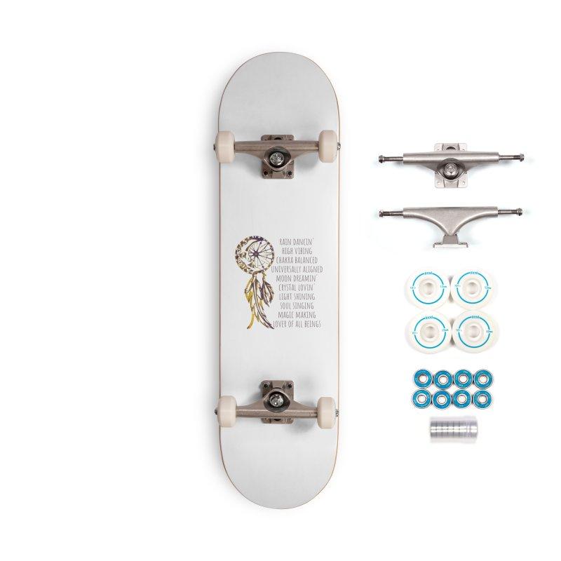 High Vibing Accessories Skateboard by C.A.R.E. Gear! by C.A.R.E. Holistic Center