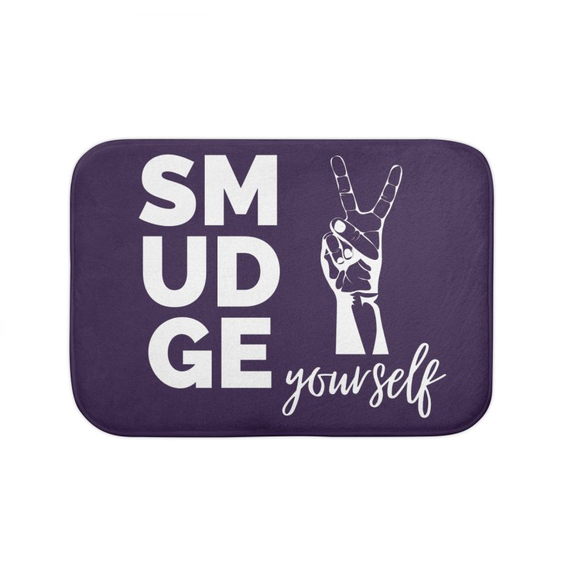 Smudge Yourself Home Bath Mat by C.A.R.E. Gear! by C.A.R.E. Holistic Center