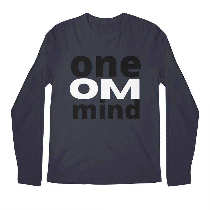 OM Men's Longsleeve T-Shirt by C.A.R.E. Gear! by C.A.R.E. Holistic Center