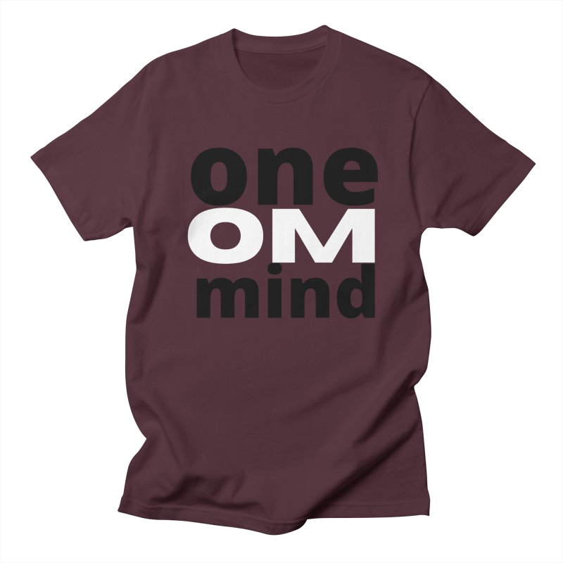 OM Men's T-Shirt by C.A.R.E. Gear! by C.A.R.E. Holistic Center