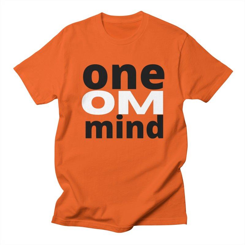 OM Men's T-Shirt by C.A.R.E. Gear! by C.A.R.E. Holistic Center