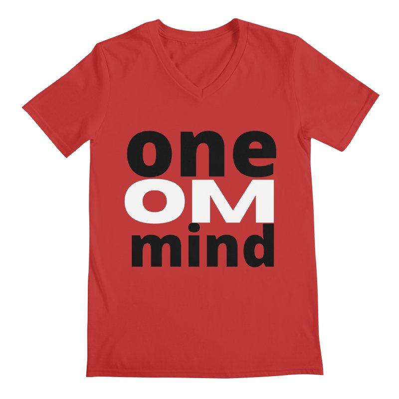 OM Men's V-Neck by C.A.R.E. Gear! by C.A.R.E. Holistic Center