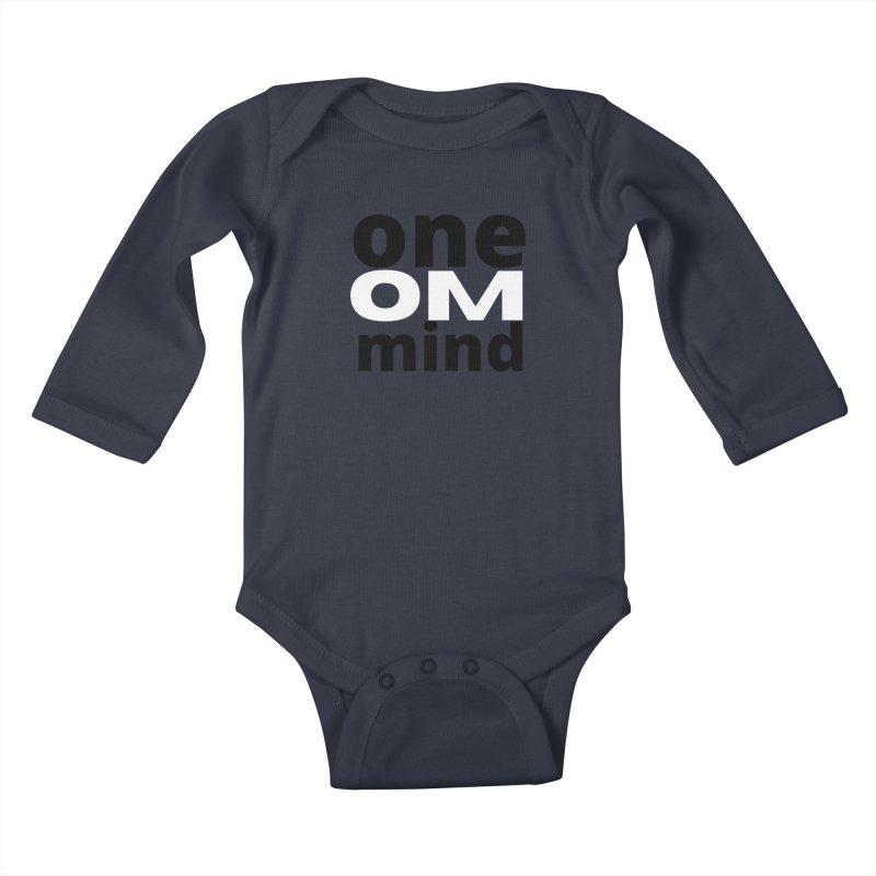 OM Kids Baby Longsleeve Bodysuit by C.A.R.E. Gear! by C.A.R.E. Holistic Center