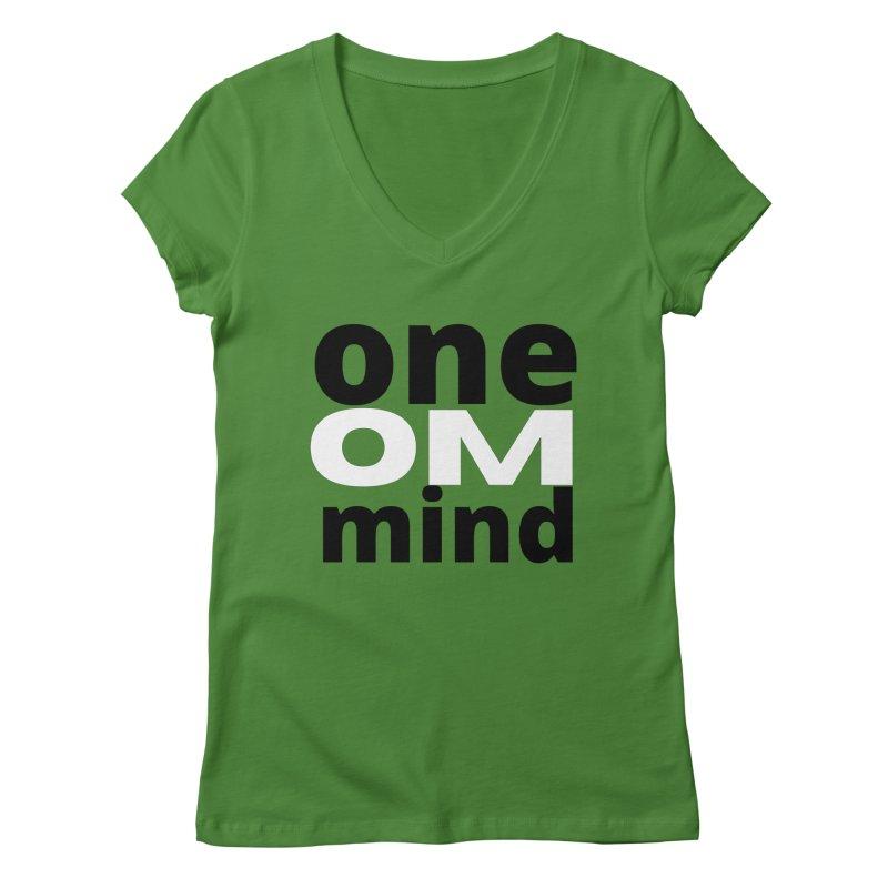 OM Women's V-Neck by C.A.R.E. Gear! by C.A.R.E. Holistic Center