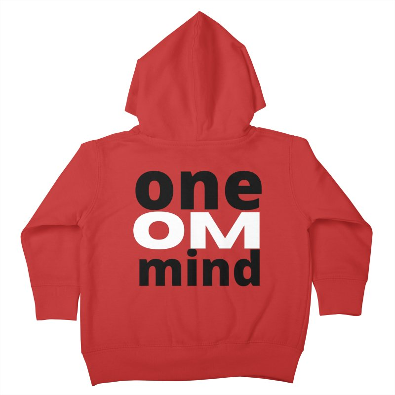 OM Kids Toddler Zip-Up Hoody by C.A.R.E. Gear! by C.A.R.E. Holistic Center
