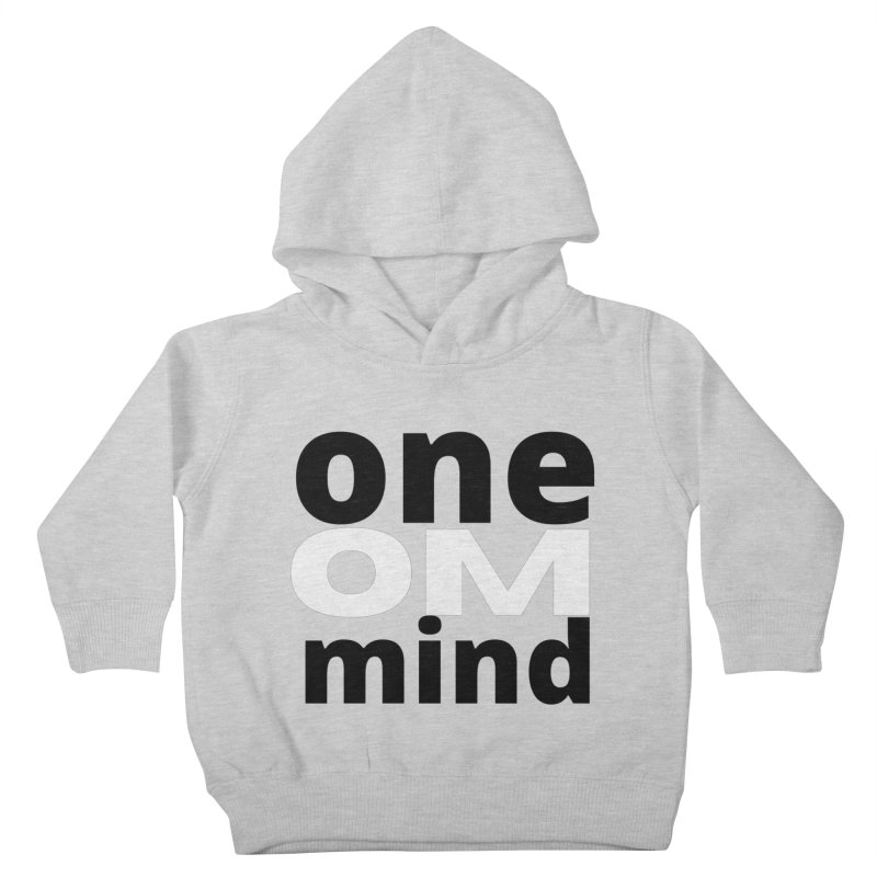 OM Kids Toddler Pullover Hoody by C.A.R.E. Gear! by C.A.R.E. Holistic Center