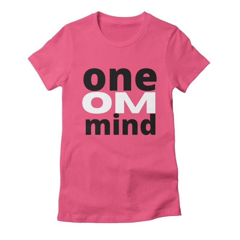 OM Women's T-Shirt by C.A.R.E. Gear! by C.A.R.E. Holistic Center