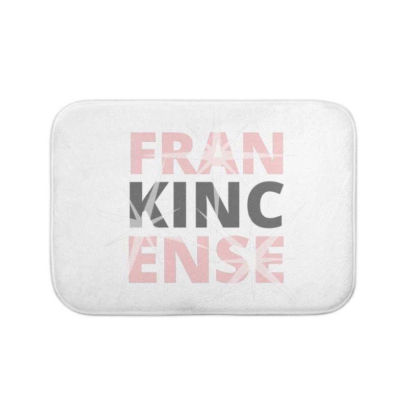For the love of FRANKINCENSE Home Bath Mat by C.A.R.E. Gear! by C.A.R.E. Holistic Center